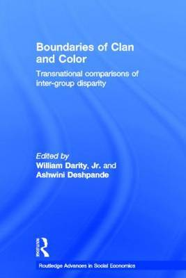 Boundaries of Clan and Color image
