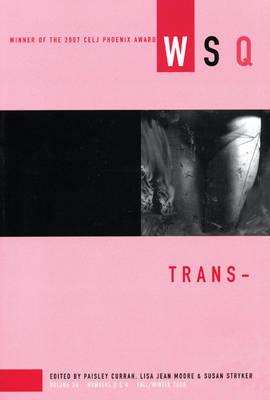 Trans: Volume 36, number 3 & 4 image