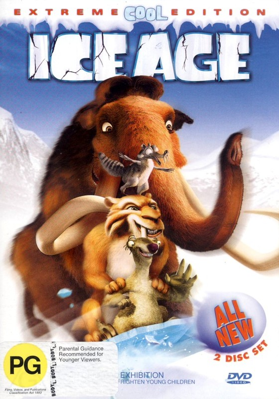 Ice Age - Special Edition (2 Disc Set) on DVD