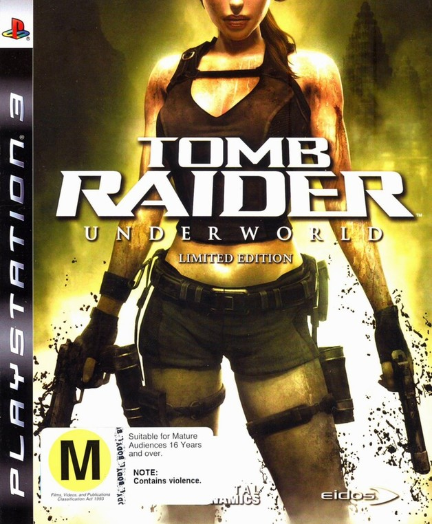 Tomb Raider: Underworld (Platinum) for PS3