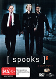 Spooks - Season 8 (3 Disc Set) DVD