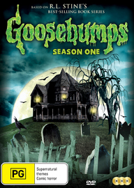 Goosebumps - Season One on DVD