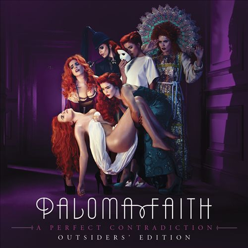 A Perfect Contradiction Outsiders' Edition by Paloma Faith image