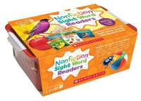 Nonfiction Sight Word Readers Classroom Tub Level D by Liza Charlesworth