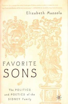 Favorite Sons by Elizabeth Mazzola image