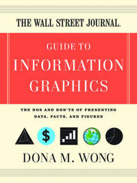 The Wall Street Journal Guide to Information Graphics: The Dos and Don'ts of Presenting Data, Facts, and Figures by Dona M. Wong image