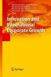 Innovation and International Corporate Growth image
