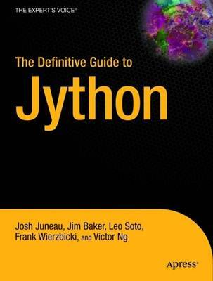 The Definitive Guide to Jython by Josh Juneau image