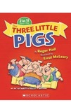 The Three Little Pigs by Roger Hall