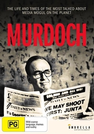 Murdoch on DVD image