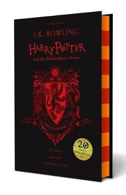 Harry Potter and the Philosopher's Stone - Gryffindor Edition by J.K. Rowling image