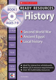 History Book 5 Ages 7-9: Bk.5 by Pat Hoodless image