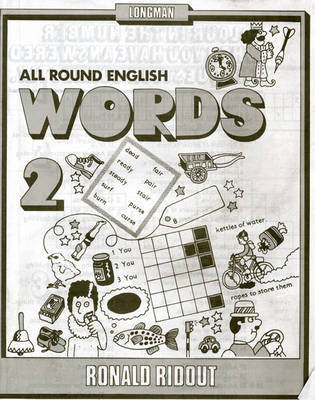 All Round English Words 2 by Ronald Ridout image