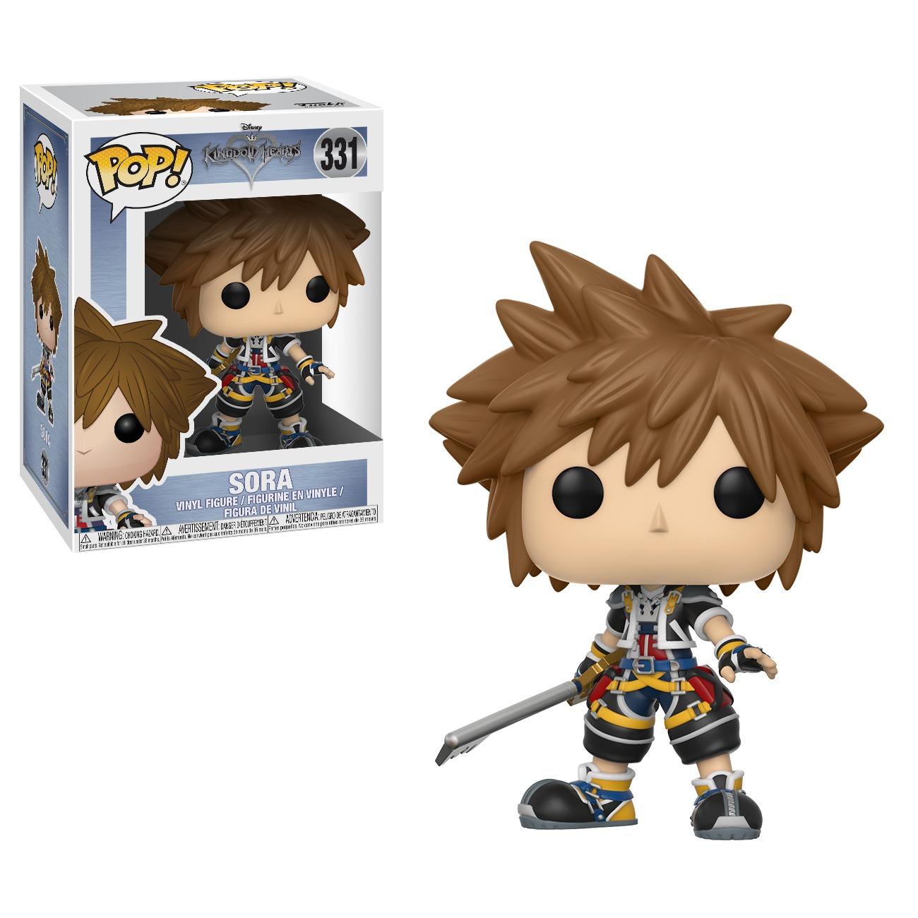 Kingdom Hearts - Sora Pop! Vinyl Figure image