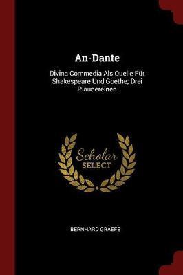 An-Dante by Bernhard Graefe