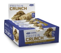 Optimum Nutrition: Protein Crunch Bars - Peanut Butter (12x57g)