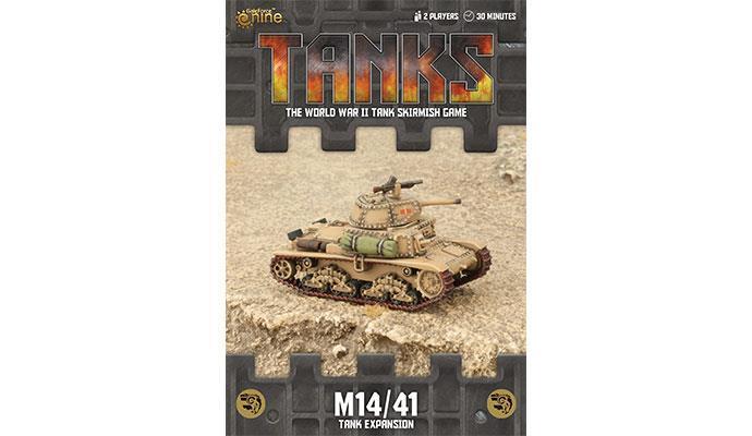 TANKS: Italian M14/41 Tank image