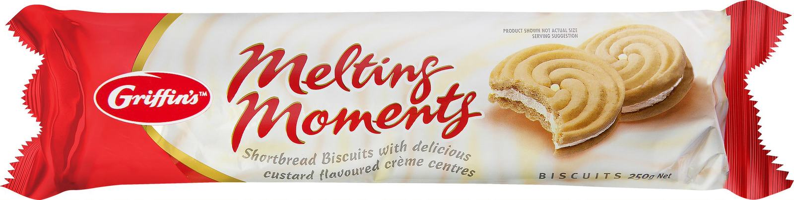 Griffin's Melting Moments (250g) image