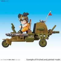 Dragon Ball Mecha Collection: Son Goku's Jet Buggy - Model Kit image