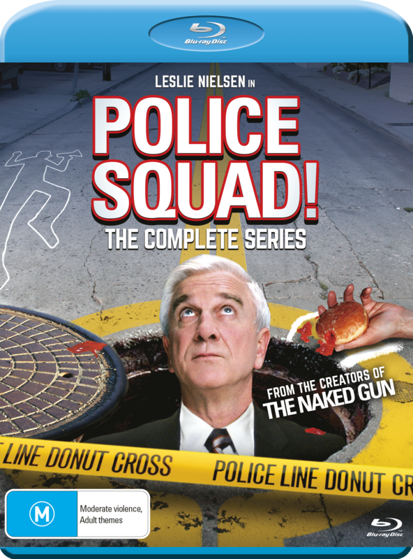 Police Squad - The Complete Series on Blu-ray