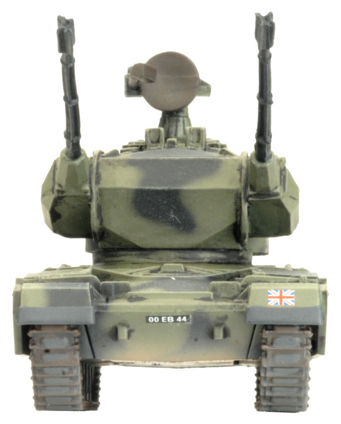 Team Yankee: Chieftain Marksman AA Battery image