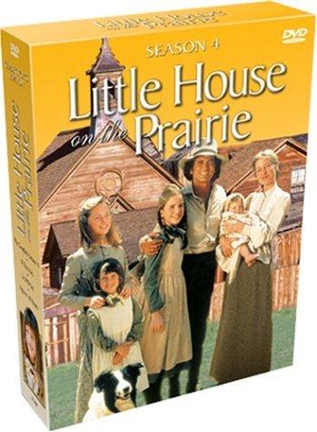 Little House On The Prairie - Season 4: Part 2 (3 Disc Set) on DVD image