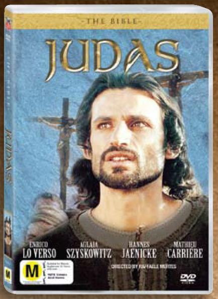 The Bible - Judas on DVD image