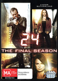 24 - Season 8 on DVD