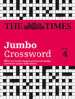 The Times: Jumbo Crossword Book
