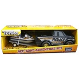 Tonka: Jetski Off-Road Adventure Set - Black
