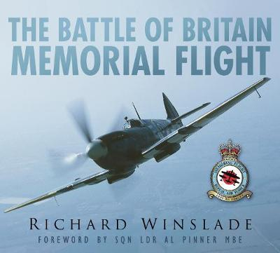 The Battle of Britain Memorial Flight by Richard Winslade