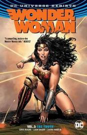 Wonder Woman Vol. 3 The Truth (Rebirth) by Greg Rucka