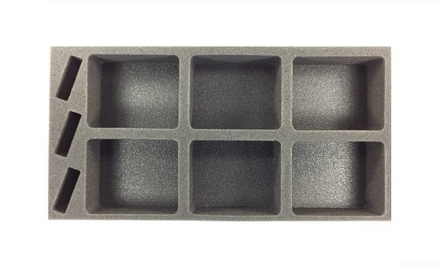 Battle Foam: Star Wars Generic - Medium Ship Foam Tray (BFM-2)