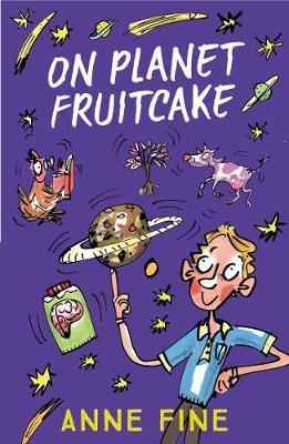 On Planet Fruitcake by Anne Fine image