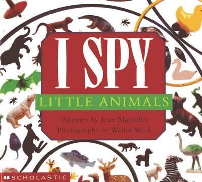 I Spy Little Animals | Jean Marzollo Book | In-Stock - Buy