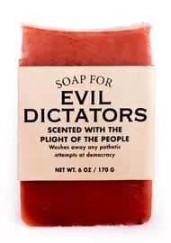Whiskey River Co: Soap - Evil Dictators