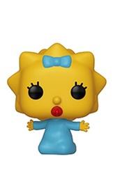 The Simpsons - Maggie Pop! Vinyl Figure image