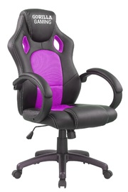 Gorilla Gaming Chair - Pink & Black for  image