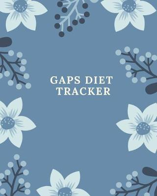 GAPS Diet Tracker by Wellness Journal