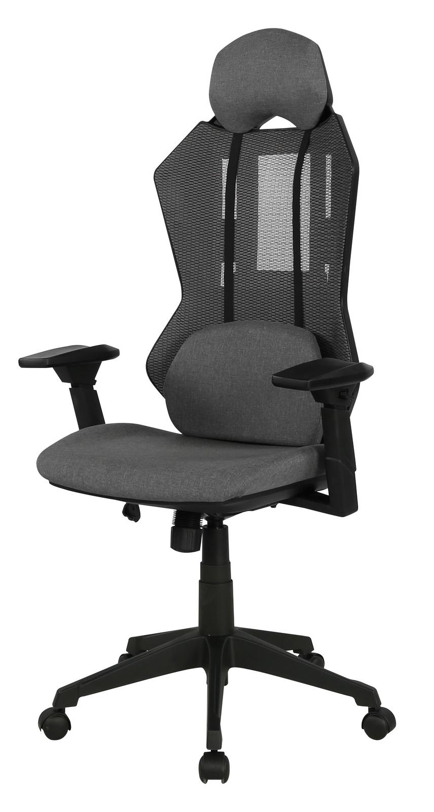DXRacer NEX Gaming Chair (Black) for  image