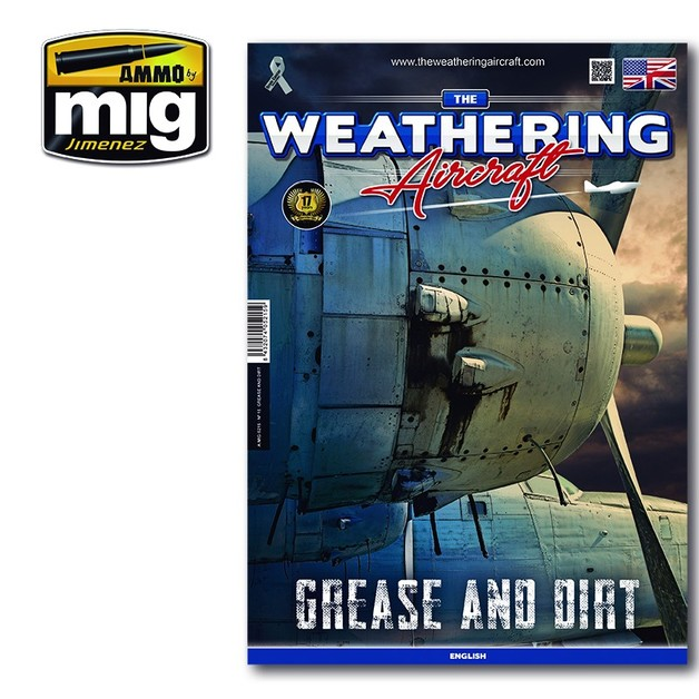 The Weathering Aircraft Magazine: Issue #15 - Grease & Dirt
