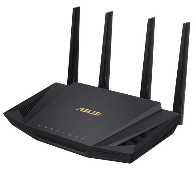 ASUS RT-AX3000 Gigabit Dual Band Wi-Fi6 Router