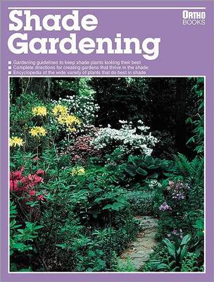 Shade Gardening by Ortho Books image