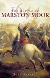 The Battle of Marston Moor by John Barratt image