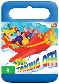 The Wiggles: The Wiggles Taking Off! on DVD