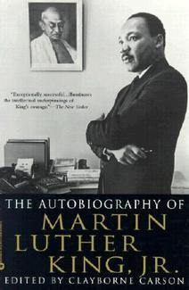 Autobiography of Martin Luther King by Martin Luther King Jr