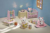 Sylvanian Families - Nightlight Nursery