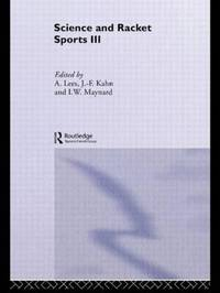 Science and Racket Sports III image