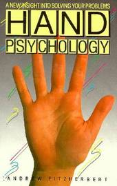 Hand Psychology by Andrew Fitzherbert image
