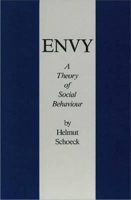 Envy by Helmut Schoeck image